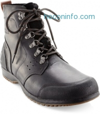 ihocon: Sorel Ankeny 防水皮靴 Mid Boots