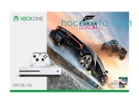 ihocon: Xbox One S 500GB Console - Forza Horizon 3 Bundle