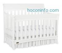 ihocon: Graco Rory Convertible Crib, White