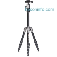 ihocon: MeFOTO BackPacker Travel Tripod (Titanium)
