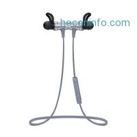 ihocon: ACORCE Bluetooth Magnetic Noise Cancelling Earphones with Mic 藍芽消噪無線麥克風耳機