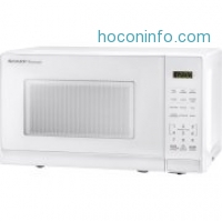 ihocon: Sharp ZSMC0710BW .7 Cu Ft Microwave微波爐