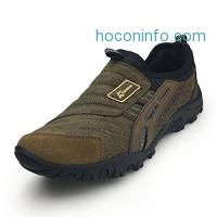 ihocon: XiaoYouYu Men Slip On Hiking Shoe 登山鞋