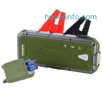 ihocon: Car Jump Starter / Auto Battery Booster 汽車啓動行動電源