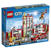 ihocon: LEGO CITY Fire Station 60110