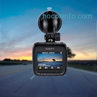 """ihocon: AUKEY Dash Cam with Full HD 1080P, 170° Wide Angle Lens, 2"""" LCD and Night Vision行車記錄器"""