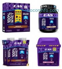 ihocon: EAS 100% Pure Whey Protein Powder, Vanilla, 2lb (Packaging May Vary)