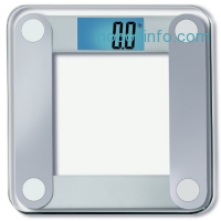 ihocon: EatSmart Precision Digital Bathroom Scale體重計