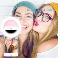 ihocon: LED Selfie Light for SmartPhones手機自拍補光燈