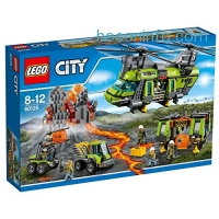 ihocon: LEGO City Volcano Heavy-lift Helicopter 60125