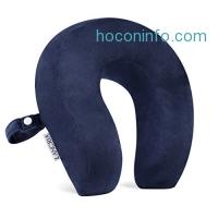 ihocon: LANGRIA U-Shaped Memory Foam Travel Pillow 記憶棉旅行枕