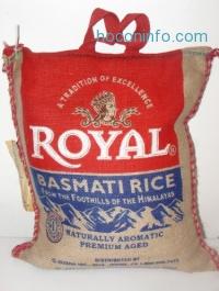 ihocon: Royal Basmati Rice, 15-Pound Bag印度香米