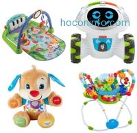 ihocon: Fisher-Price Kick and Play Piano Gym