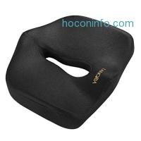 ihocon: LANGRIA Contoured Orthopedic Firm Memory Foam Seat Cushion記憶棉坐墊