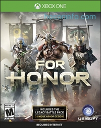 ihocon: For Honor - Xbox One