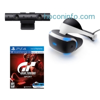 ihocon: PlayStation VR Virtual Reality Headset Bundle for PS4
