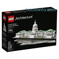 ihocon: LEGO Architecture 21030 United States Capitol Building Kit (1032 Piece)美國國會大廈