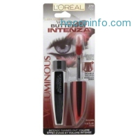 ihocon: L'Oréal Paris Voluminous Butterfly Intenza Washable Mascara, Black, 0.25 fl. oz.