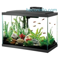 ihocon: Aqueon Aquarium Fish Tank Starter Kits with LED Lighting 水族箱