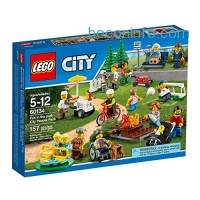ihocon: LEGO City Town Fun in the Park - City People Pack 60134 Building Toy