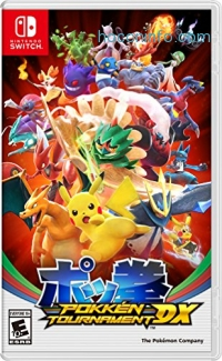 ihocon: Pokken Tournament Dx - Nintendo Switch