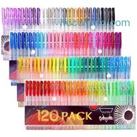 ihocon: Gelmushta Gel Pens 120 Unique Colors