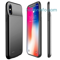 ihocon: iPhone X 3200mAh Battery Case 電池手機套