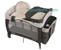ihocon: Graco Pack 'N Play with Newborn Napper Elite, Vance