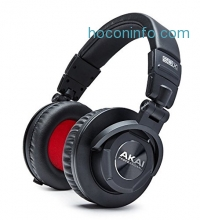 ihocon: Akai Professional Project 50X | Over-Ear Studio Monitor Headphones [Amazon Exclusive]