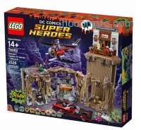 ihocon: LEGO Super Heroes Batman Classic TV Series Batcave 76052