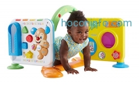 ihocon: Fisher-Price Laugh & Learn  Crawl-Around Learning Center