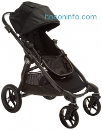 ihocon: Baby Jogger 2016 City Select Single Stroller - Black