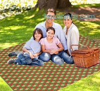 ihocon: Kapok XXX-Large 79 x 57 Waterproof Picnic Blanket防水野餐地墊