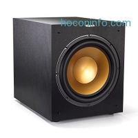 ihocon: Klipsch 12 400 Watts Wireless Subwoofer Brushed Black Vinyl (R-12SWi)