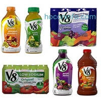 ihocon: V8 100% Vegetable Juice, Original, 11.5 Ounce (Pack of 24)