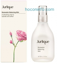 ihocon: Jurlique Rosewater Balancing Mist - 3.38 oz-Organic Botanical Ingredients - Antioxidants Boost this Natural Face Toner 玫瑰噴霧