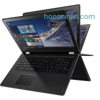 ihocon: Lenovo Flex 4 1580 15.6 Full HD 2-in-1, i5-7200U, 8GB RAM, 1TB HDD, W10, Black
