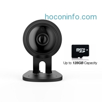 ihocon: Samsung SNH-V6414BMR SmartCam HD Full HD 1080p Wi-Fi Camera Bundle Double Pack, Black (Certified Refurbished)