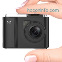ihocon: VANTRUE Upgraded N1 Small Dashboard Camera with Parking Monitor/G-Sensor/Super Night Vision 超小型行車記錄器