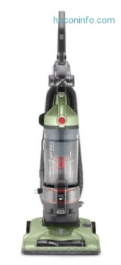 ihocon: Hoover Vacuum Cleaner WindTunnel T-Series Rewind Plus Bagless Lightweight Corded Upright UH70120