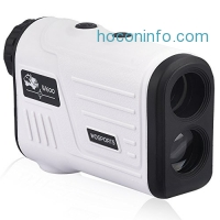 ihocon: Wosports Laser Golf Rangefinder with Slope, Golf Trajectory mode, Flag-Lock and Distance/Speed/Angle Measurement