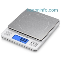 ihocon: Smart Weigh Digital Pro Pocket Scale電子秤