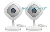 ihocon: NETGEAR– 1080p HD Security Camera with Audio & 7 Days of FREE Cloud Recordings--2 Pack 居家防盜攝影頭