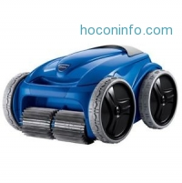 ihocon: Polaris 9550 Sport Robotic Inground Swimming Pool Cleaner w/ Remote & Caddy Cart