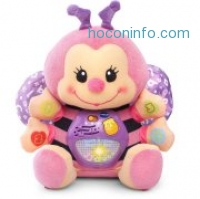 ihocon: Vtech Touch & Learn Musical Bee, Pink