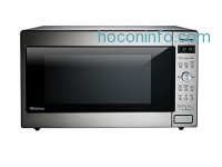 ihocon: Panasonic NN-SD945S Countertop/Built-In Microwave with Inverter Technology, 2.2  cu. ft. , Stainless