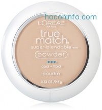 ihocon: L'Oreal Paris True Match Super-Blendable Powder, Alabaster, 0.33 oz.