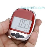 ihocon: Portable Fitness Activity Tracker MECO Pedometer計步器