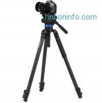 ihocon: Benro C373F 3-Section Carbon Fiber Video Tripod碳纖三腳架 with S7 Head C373FBS7