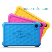 ihocon: All-New Fire 7 Kids Edition Tablet, 7 Display, 16 GB, Kid-Proof Case